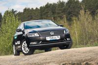 Volkswagen Passat B7: как-то так