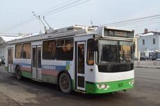 Сегодня в Тамбове из-за ДТП был перекрыт троллейбусный маршрут