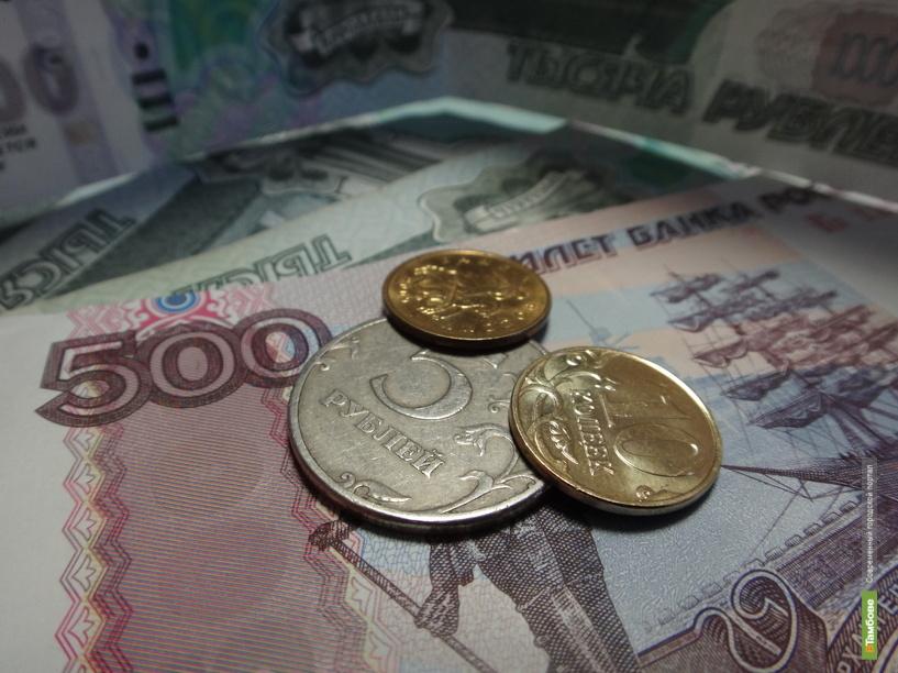 Тамбовским бюджетникам увеличили «минималку»