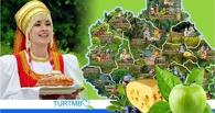 Тамбовщина презентовала гастрономическую карту на фестивале в Липецкой области