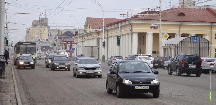 До конца июля перекроют часть улицы Советской