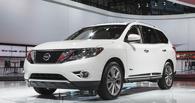 Новый Nissan Pathfinder будет родом из Питера