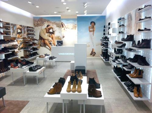 В обувных салонах «Вагабонд» снова скидки