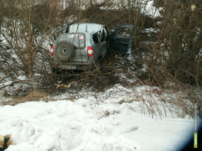 Под Староюрьевом по вине пьяного водителя погиб пассажир