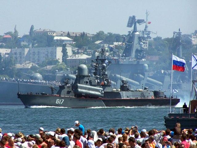 Черноморский флот укрепится 30 боевыми кораблями
