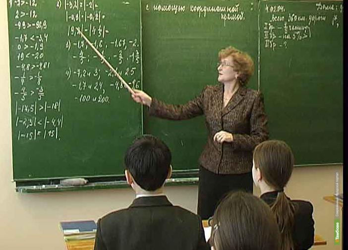 Тамбовский губернатор учредил нагрудный знак для учителей