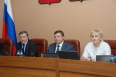Городской Думе Тамбова представили новых депутатов