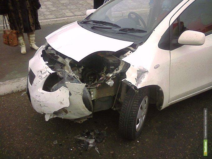 В Тамбове стало меньше аварий