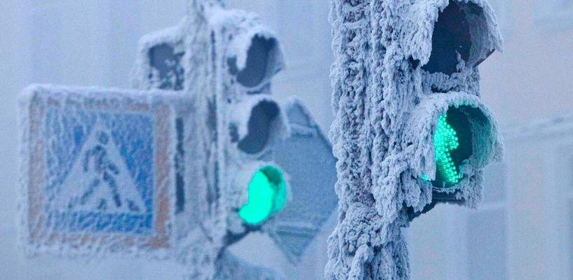 Большинство россиян не мёрзли в своих квартирах в морозы