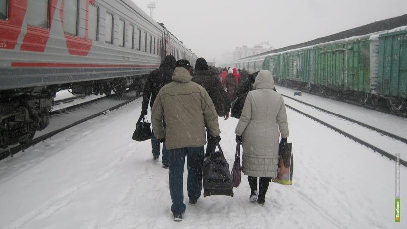 На Тамбовщине подорожает проезд в пригородном транспорте