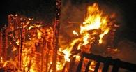 Пьяная женщина подожгла баню соседа