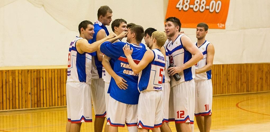 БК «Тамбов» одержал вторую победу подряд