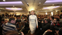 Сторонники Тимошенко пообещали устроить новую революцию