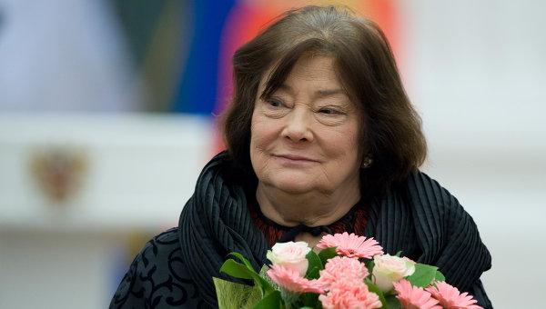 Скончалась народная артистка России Татьяна Самойлова