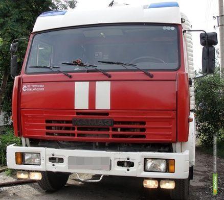 Житель Бондарского района заживо сгорел в огне
