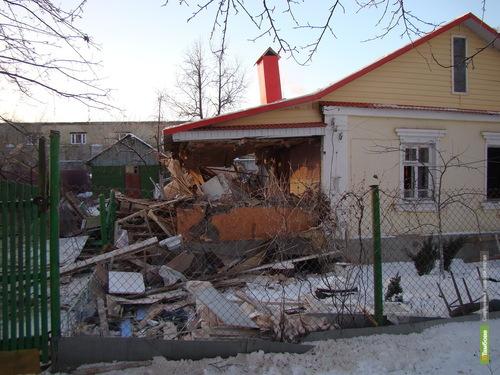 В одном из домов Котовска взорвался отопительный котёл