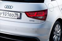 Audi A1 Sportback: плюсдва