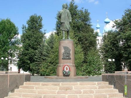 Тамбовчане устроят торжественный митинг в честь Зои Космодемьянской