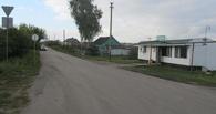 Знаменский мотоциклист въехал в опору газопровода
