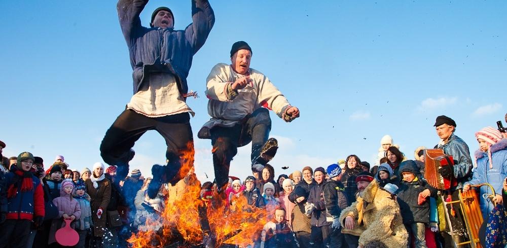 Выходные в Тамбове: День защитника Отечества и Масленица!