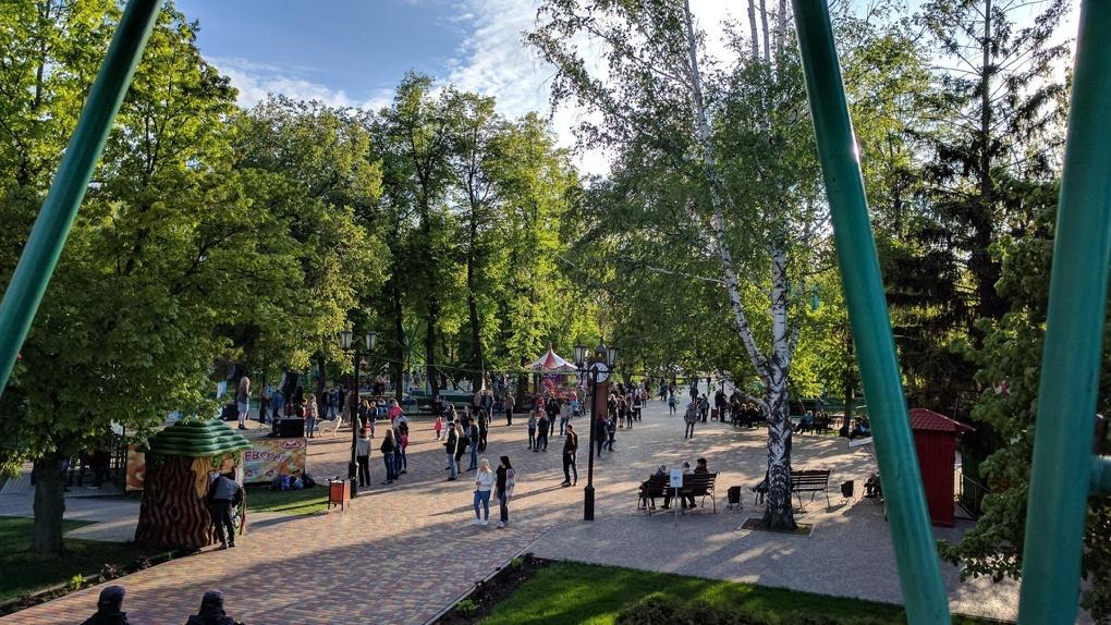 Все на отдых! Парк культуры открывает весенне-летний сезон