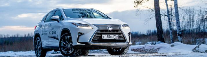 Возмужание: первый тест нового Lexus RX