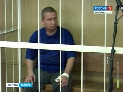 Порезавший судей Андрей Ляшков пронес в здание тамбовского суда 4 ножа