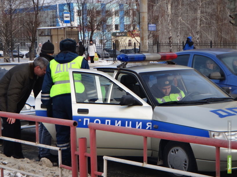 Пенсионер на «Жигулях» сбил пешехода