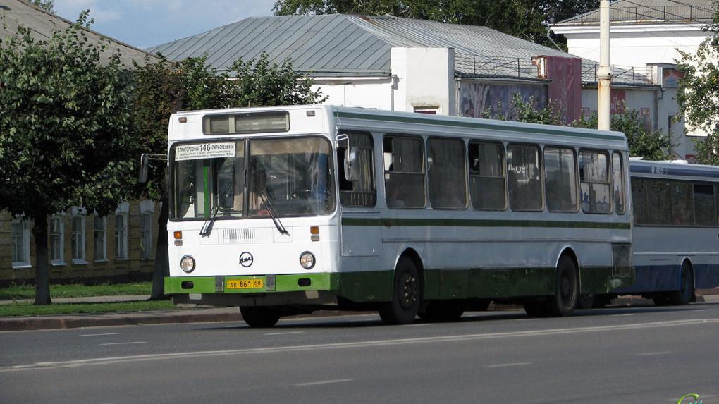 Из Покрово-Пригородного в Тамбов пустили дополнительные автобусы