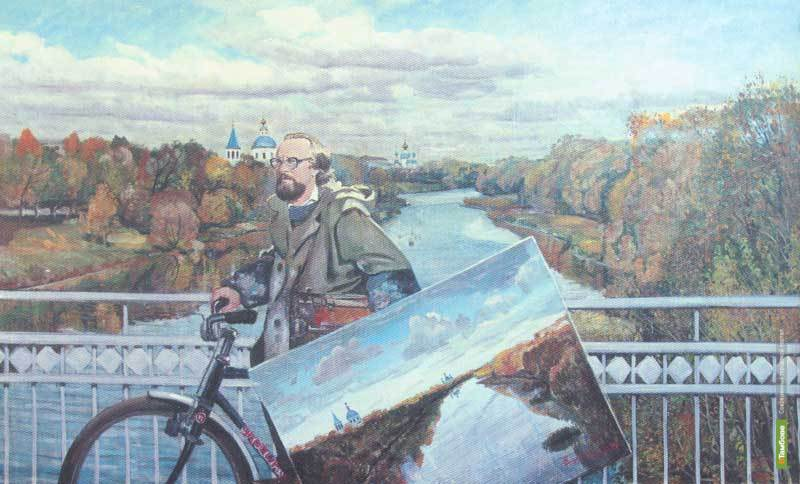 Тамбовчане увидят лучшие работы Союза художников