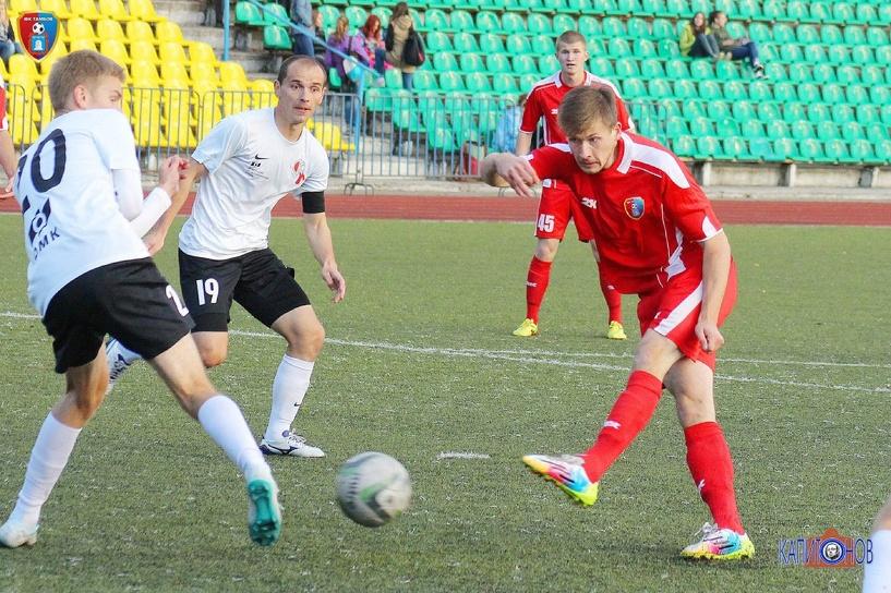 Сегодня ФК «Тамбов» сыграет с брянским «Динамо»