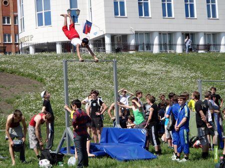 В Тамбове пройдёт фестиваль по уличным видам спорта