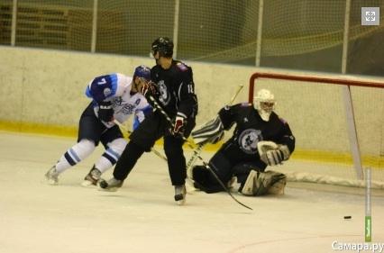 Хоккеисты из Тамбова выиграли матч-реванш