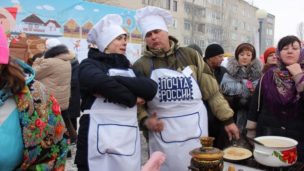 Чисто мужской праздник: как сильный пол Тамбовской области пёк блинчики на Масленицу