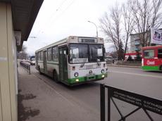 Коммерческого транспорта в Тамбове в 2 раза больше, чем муниципального