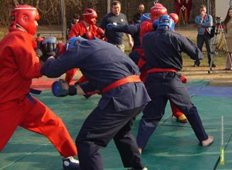 Тамбовские спортсмены «сразятся на кулаках»