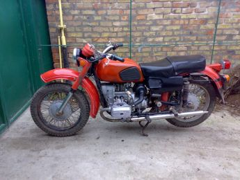 У тамбовчанина украли мотоцикл прямо из гаража