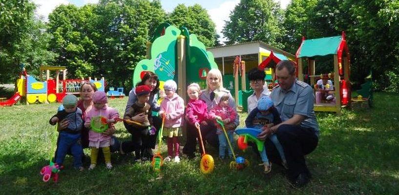 Тамбовский дом ребёнка снова получил несколько миллионов из резервного фонда Президента
