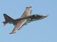 В Белоруссии разбился военный самолет