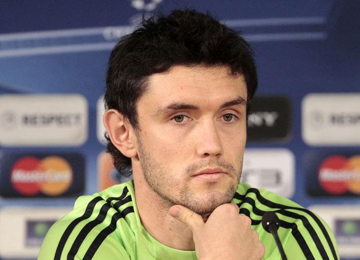 Юрий Жирков после чемпионата мира по футболу приехал в Тамбов