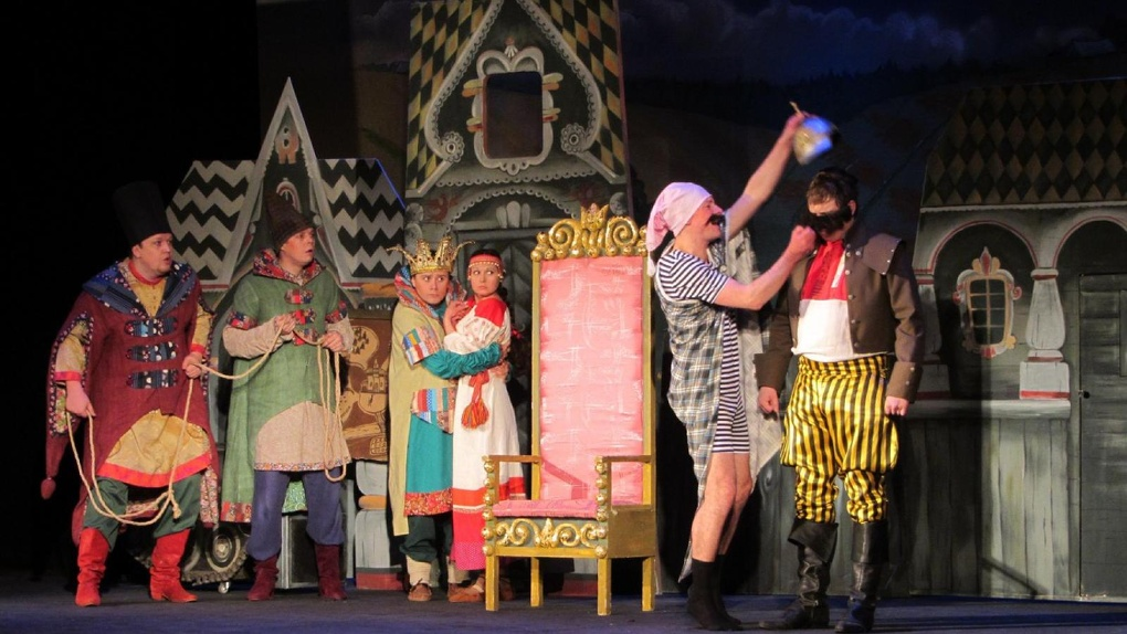 В Тамбов с «Большими гастролями» приезжает Калужский театр юного зрителя