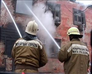 Тамбовчанин стал жертвой огненой стихии
