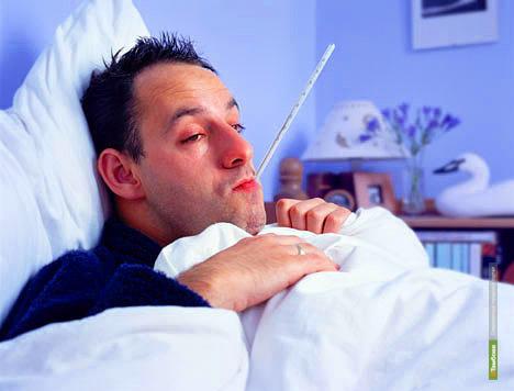 Вспышка гриппа ожидает Тамбов в феврале