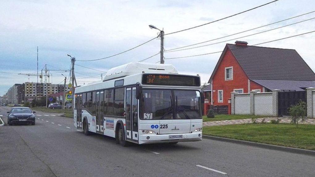В Тамбове пустили дополнительные автобусы по двум городским маршрутам