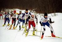 Тамбовские лыжники выступают на чемпионате ЦФО