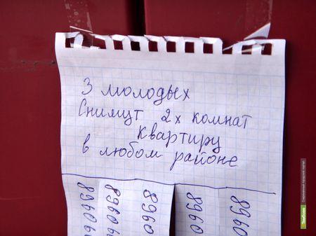 Тамбовских расклейщиков объявлений ждет телефонная атака