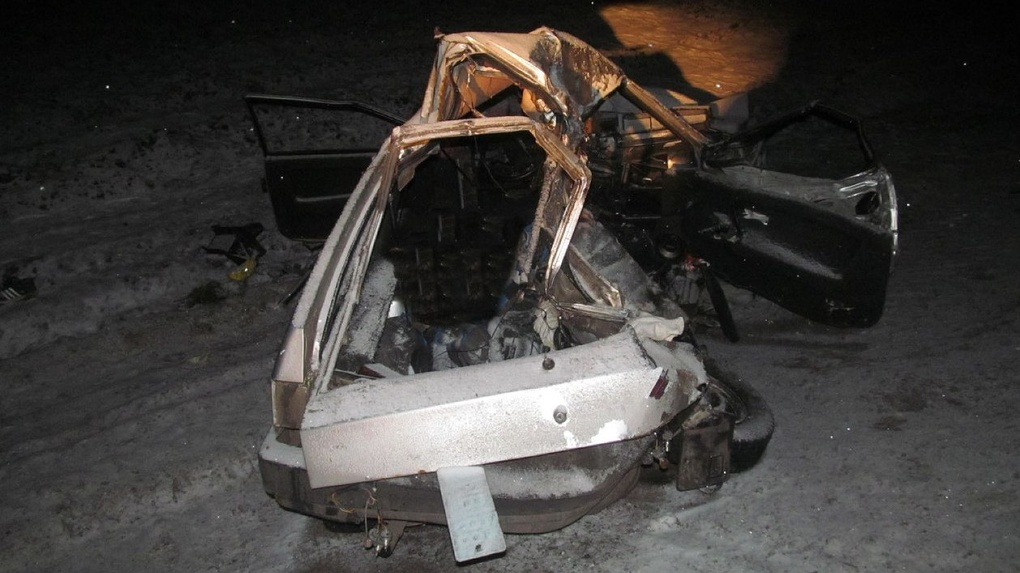 Подробности аварии с 5-ю погибшими: за рулём легковушки был несовершеннолетний