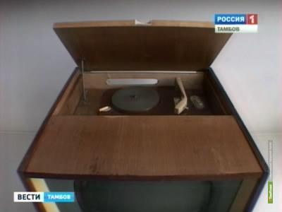ВТамбове появится музей истории теле- и радиовещания