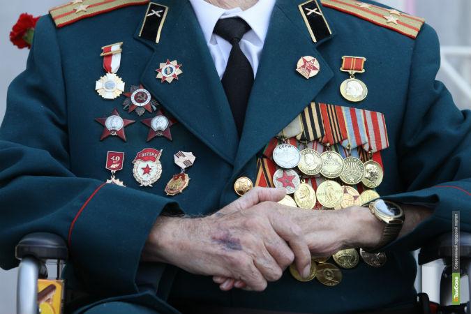 На Тамбовщине школьники украли медали у пенсионера
