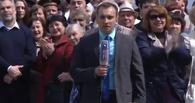 Спасибо за Крым: прямая линия Путина началась с вопросов из Севастополя